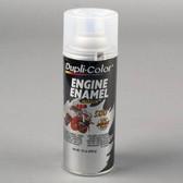 Duplicolor DE1636 Engine Enamel Paint, Clear, 12 Oz Can