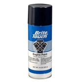 Duplicolor BT26 Brite Touch Engine Paint Universal Black 10 Oz. Aerosol
