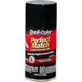 Duplicolor BUN0100 Perfect Match Automotive Paint, Universal Black, 8 Oz Aerosal Can
