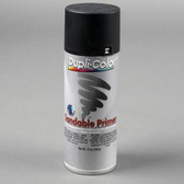 Duplicolor DAP1698 General Purpose Sandable Primer Surfacer Black Hot Rod Primer 12 Oz. Aerosol
