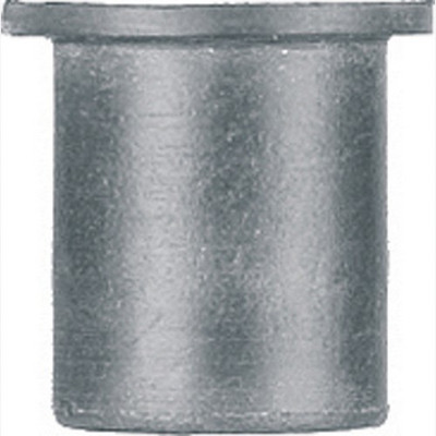 "Auto Body Dr. 6249RX Rubber Well Nut 1/2"" Hole GM"