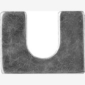 "Auto Body Dr. 6940RX 2 - 1/8""-Steel Body Shim Bright Zinc"