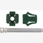 Auto Body Dr. 6703RX Headlight Adjusting Screw Green Nylon Nut