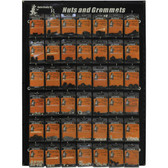 Auto Body Dr. ABD-6 Nuts & Grommets Display