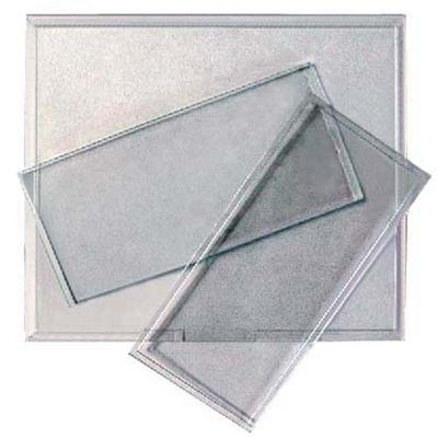 "Shark 14216 4 1/2"" X 5-1/4"" Clear Plastic Cover"