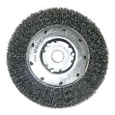 "Shark 14057 6-5/8-1/2"" Crimped Straight Wire Brush"