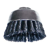 "Shark 14045 3"" Knotted Cup Brush M10 X 1.50"