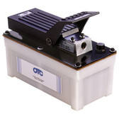 OTC 4020 Air/Hydraulic Pump with Remote Control