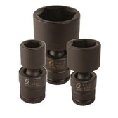 "Sunex 810MMG 1/4"" Dr. 10mm Magnetic Impact Socket"