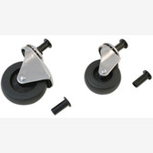 """Sunex 8503 2-1/2"""" Replacement Caster Assembly for 8507 Creeper Seat"""