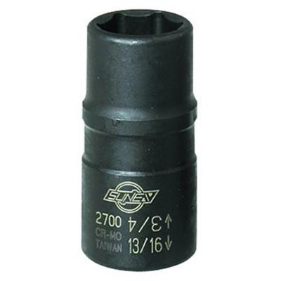 "Sunex 2700 1/2"" Dr. 3/4"" x 13/16"" Flip Socket"