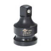 "Sunex 2303 1/2"" Female x 3/8"" Male Super Reducer Socket Adapter"