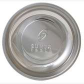Sunex 8810 Mighty Mag™ Round Single Magnetic Parts Tray