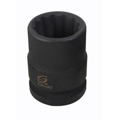 "Sunex 418MZT 3/4"" Dr. 12 Pt. 18mm Thin Wall Impact Socket"