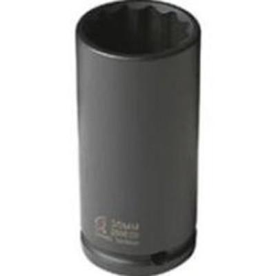 """Sunex 2800ZD 1/2"""" Dr. 12 Pt. 30mm Deep Spindle Nut Impact Socket"""