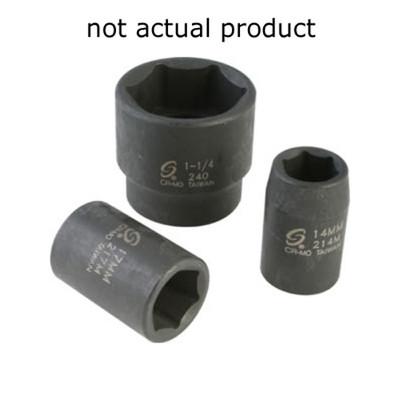 """Sunex 254D 1/2"""" Dr. 1-11/16"""" Deep Impact Socket"""