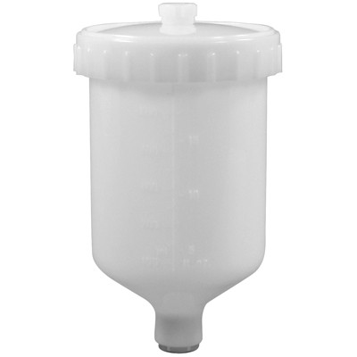 Astro Pneumatic GF14C Plastic Gravity Feed Cup - .6 Liter