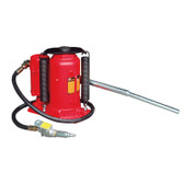 Astro Pneumatic 5302 20 ton Air/Manual Bottle Jack