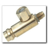 FJC 2638 High Side 1/4 Tee Adapter - 10mm Switch Port - Sell Out Do Not Reorder