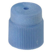 FJC 2614-100 R134a Service Port Cap - 8mm - LS Blue