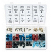 FJC 2683 Master Valve Core & Cap Assortment