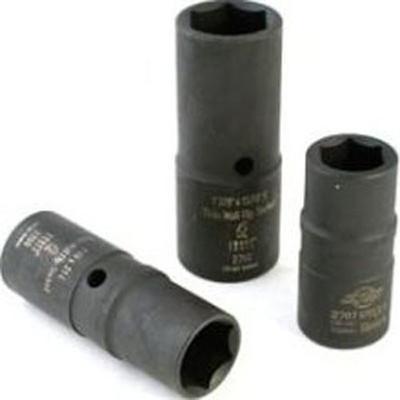 "Sunex 2701 1/2"" Dr. 3/4"" x 13/16"" Deep Flip Socket"
