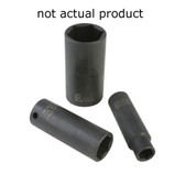 "Sunex 812MDMG 1/4"" Dr. 12mm Deep Magnetic Impact Socket"