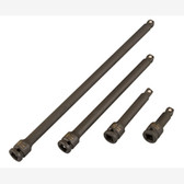 "Sunex 3504 3/8"" Dr. 4 Pc. Wobble Drive Extension Set"
