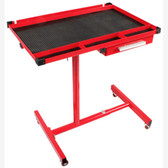 Sunex 8019 Heavy Duty Adjustable Work Table w/Drawer