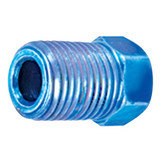 S.U.R. & R BR210 M10 x 1.0 Blue Inverted Flare Nut (4)