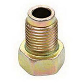 S.U.R. & R BR255 M10 x 1.0 Bubble Flare Nut [Ford] (4)