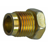 "S.U.R. & R TR610 3/8"" Bubble Flare Nut M16 x 1.5 (4)"