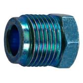"S.U.R. & R TR615 3/8"" Bubble Flare Nut M18 x 1.5 (4)"