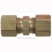 "S.U.R. & R K055 5/16"" Nylon To Nylon Compression Fitting (2)"