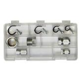 S.U.R. & R AC80 A/C Compression Block Off Kit (1)