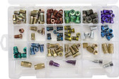 "S.U.R. & R BR316 3/16"" Brake Line Fitting Assortment (1)"
