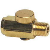 Astro Pneumatic 5706 Brass Air Regulator