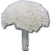 "Astro Pneumatic 3059-04 4"" 100% Cotton Mushroom Buff"