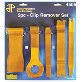 Astro Pneumatic 4505 5 piece Fastener/Molding Remover
