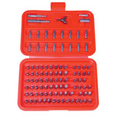 Astro Pneumatic 9448 100 piece Security Bit Set