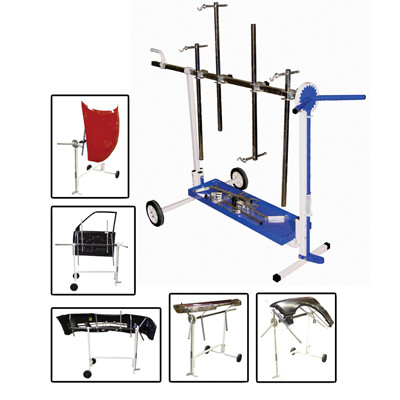Astro Pneumatic 7300 Rotating Parts Work Stand