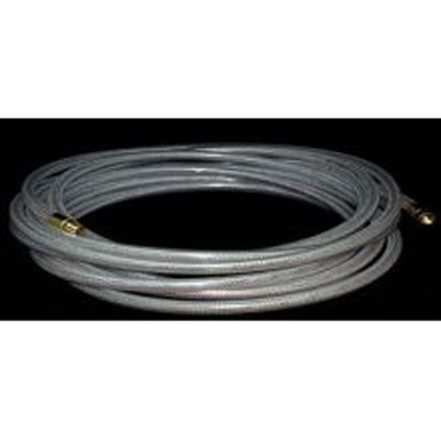 "Hutchins 1361-3A-35 Anti-Static Air Hose 3/8"" with 35' Length"