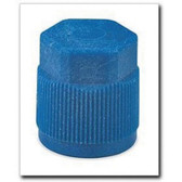 FJC 2613 R134a Service Port Cap - 9mm x 1 - LS Blue