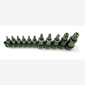 CTA Tools 9480 11pc Tamper Torx Socket Set