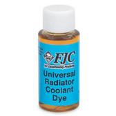 FJC 4926 Universal Radiator Coolant Dye - 1 oz