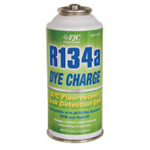 FJC 4921 Dye Charge  (Fluorescent Dye & 2 oz R134a)