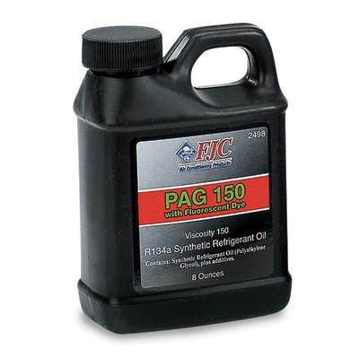 FJC 2498 PAG Oil 150 w/Dye - 8 oz