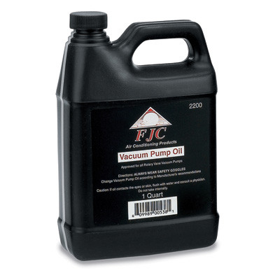 FJC 2200 Vacuum Pump Oil - quart