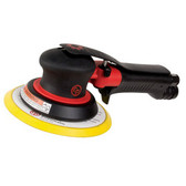"Chicago Pneumatic 7255H Random Orbital Air Sander 6"" Pad"