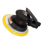 "Chicago Pneumatic 7215 Random Orbital Air Sander 6"" Pad"